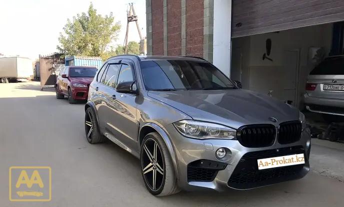 Аренда BMW-X5