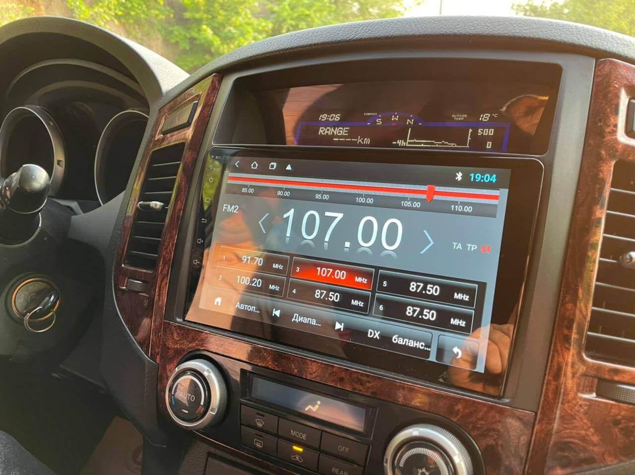 Mitsubishi Pajero 2008 фото 4